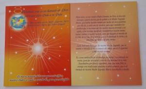 Libro: Escuchad, este es un llamado de Dios para que deis Vida a tu Vida; dictado por la Sagrada Madre Celestial, la Madre de Jesús, Dios Hijo