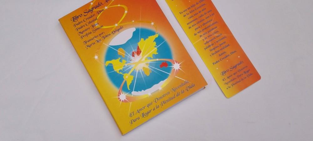 Libro Sagrado, Anuncios Divinos de: Padre Creador, Dios; Padre Celestial, Maestro Jesús, Profeta Simeón: El Amor que Vosotros Necesitáis Para Llegar a la Plenitud de la Vida